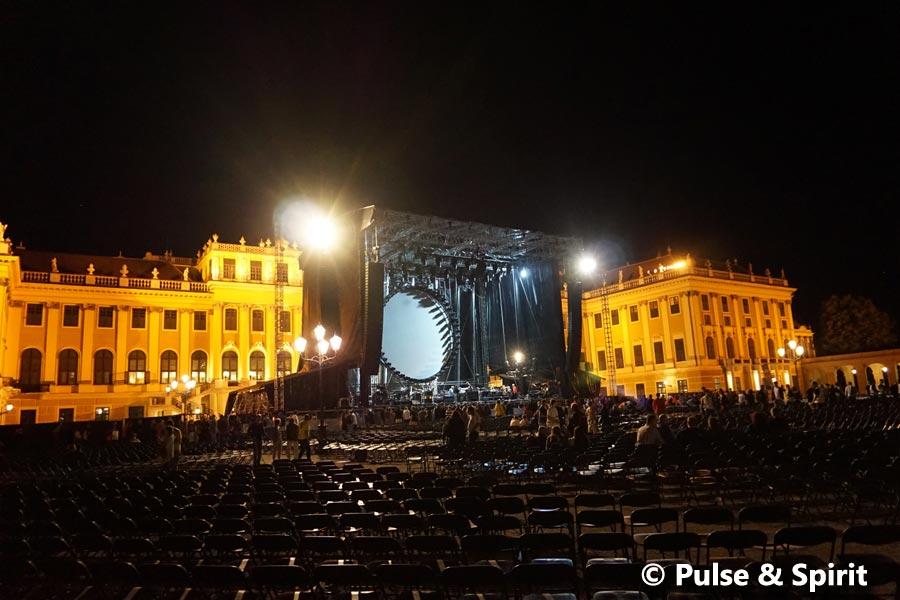 David Gilmour 28.6.2016 Wien