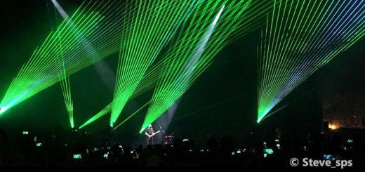 David Gilmour 3.7.2016 Rom Circus Maximus