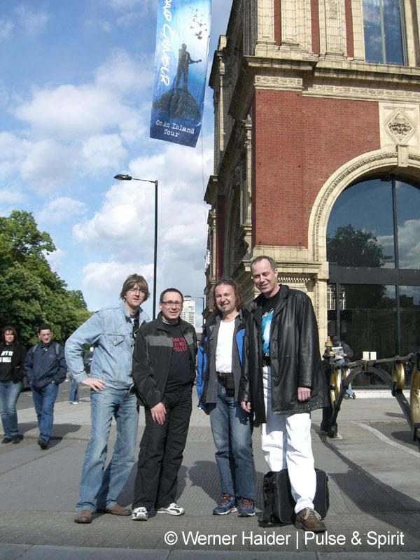 David Gilmour 30.5.2006 London