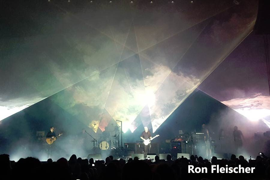 David Gilmour 4.4.2016 Chicago