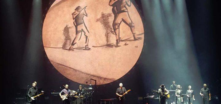 David Gilmour 6.4.2016 Chicago