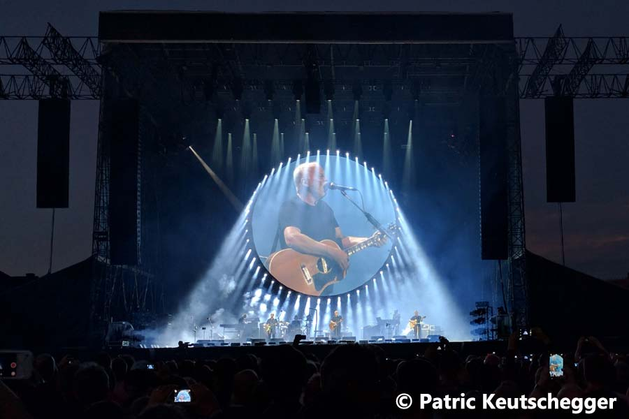 David Gilmour 23.7.2016 Besancon