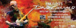 David Gilmour 18.12.2015 Buenos Aires