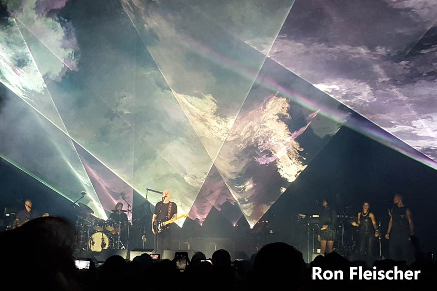 David Gilmour 8.4.2016 Chicago