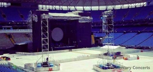 David Gilmour 16.12.2015 Porte Alegre