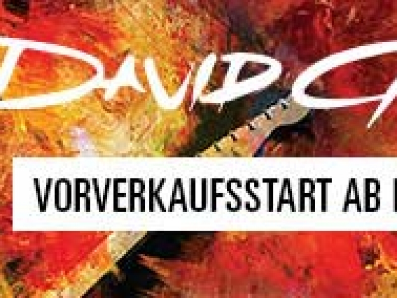 David Gilmour 2015 Tickets