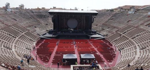 David Gilmour 14.9.2015 Verona