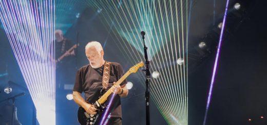 David Gilmour 18.7.2016 Wiesbaden