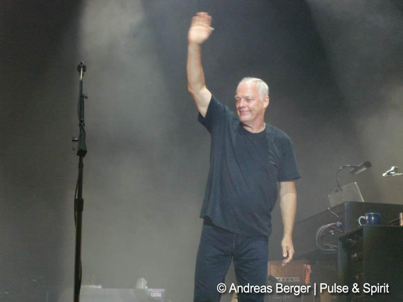 David Gilmour 27.7.2006 Burg Clam