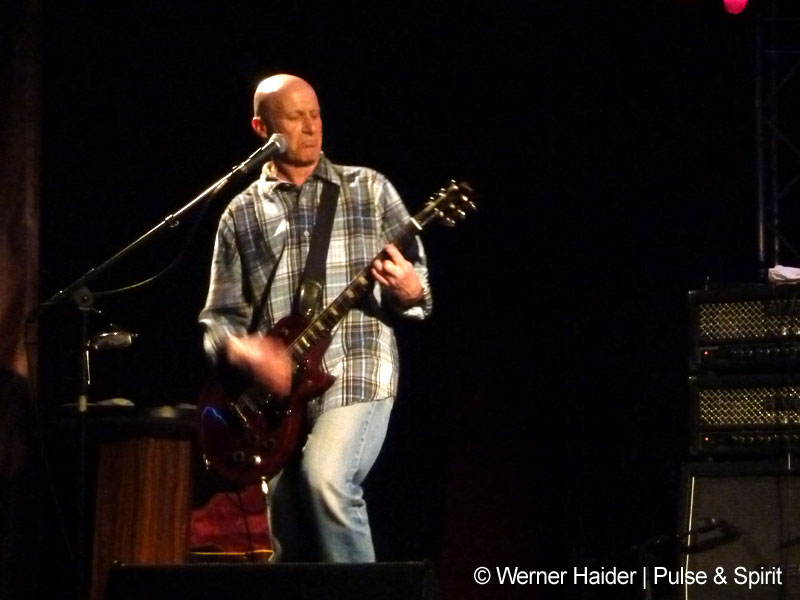 David Rhodes 27.4.2012 Wels