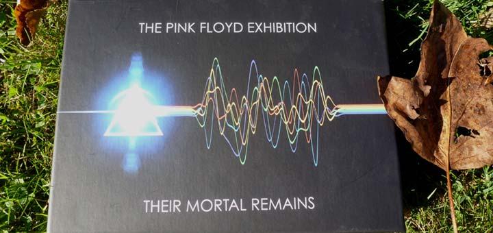 Pink Floyd Exhibition Mailand