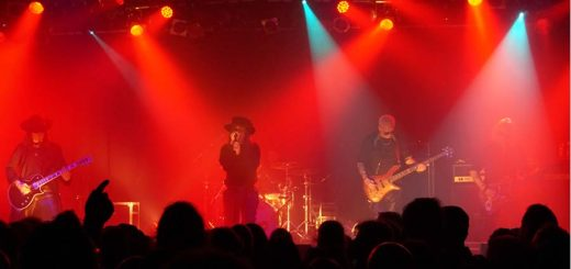 Fields Of The Nephilim 17.3.2016 München