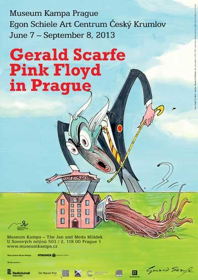 Gerald Scarfe - Prag 2013