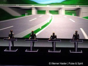 Kraftwerk 16.5.2014 Wien Burgtheater