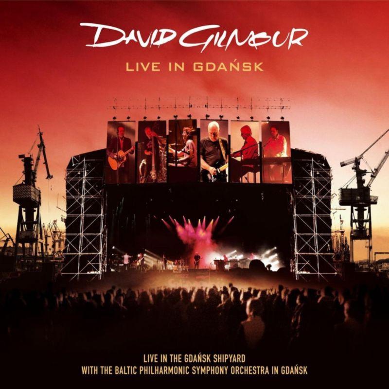 David Gilmour - Live in Gdansk (2008)