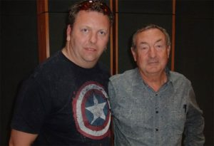 Nick Mason 29.6.2011 London Abbey Road
