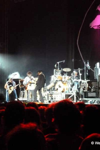 Neil Young & Crazy Horse 25.7.2013 Lucca
