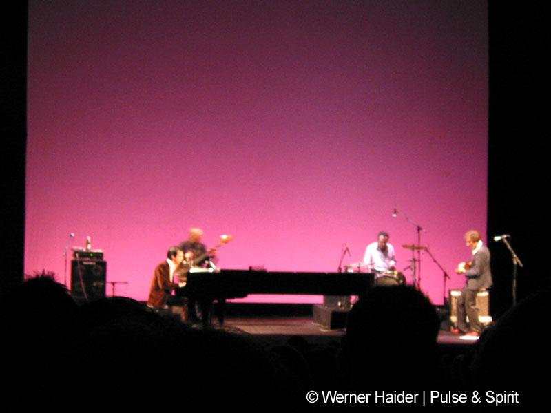 Nick Cave 30.10.2002 Wien Burgtheater