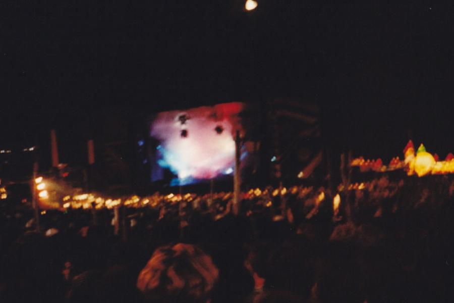 Pink Floyd 15.7.1989 Venedig