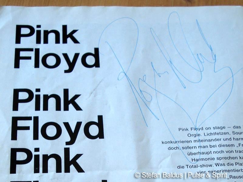 Pink Floyd 1969 Essen Gruga
