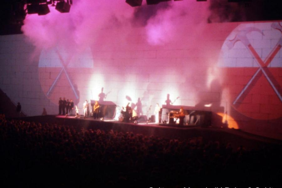 Pink Floyd 19.2.1981 Dortmund