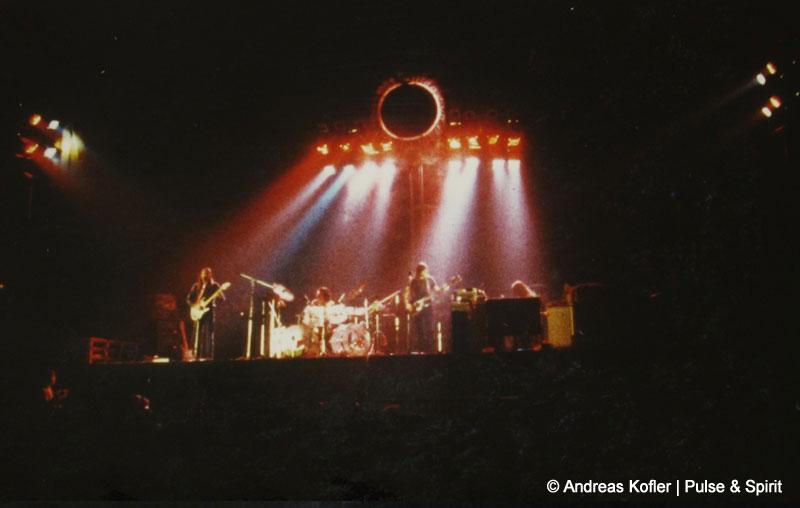 Pink Floyd 9.12.1972 Zürich Hallenstadion