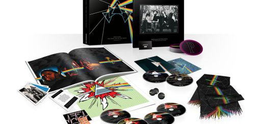 Pink Floyd Dark Side of the Moon, Immersion Box Set, 2011