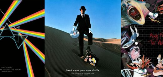 Pink Floyd Immersions Boxen