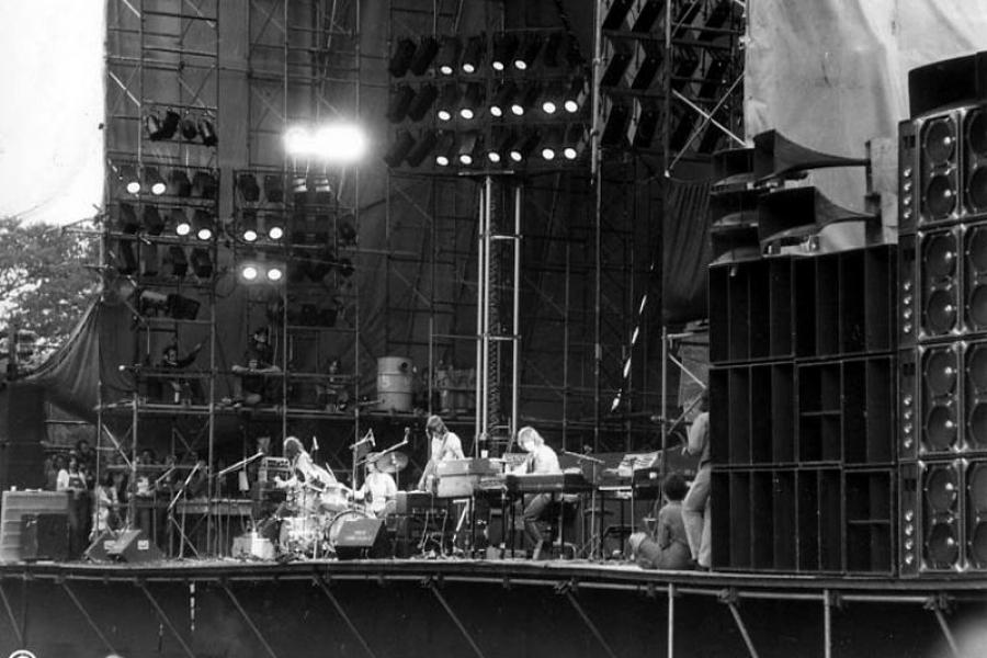 Pink Floyd 5.7.1975 Knebworth