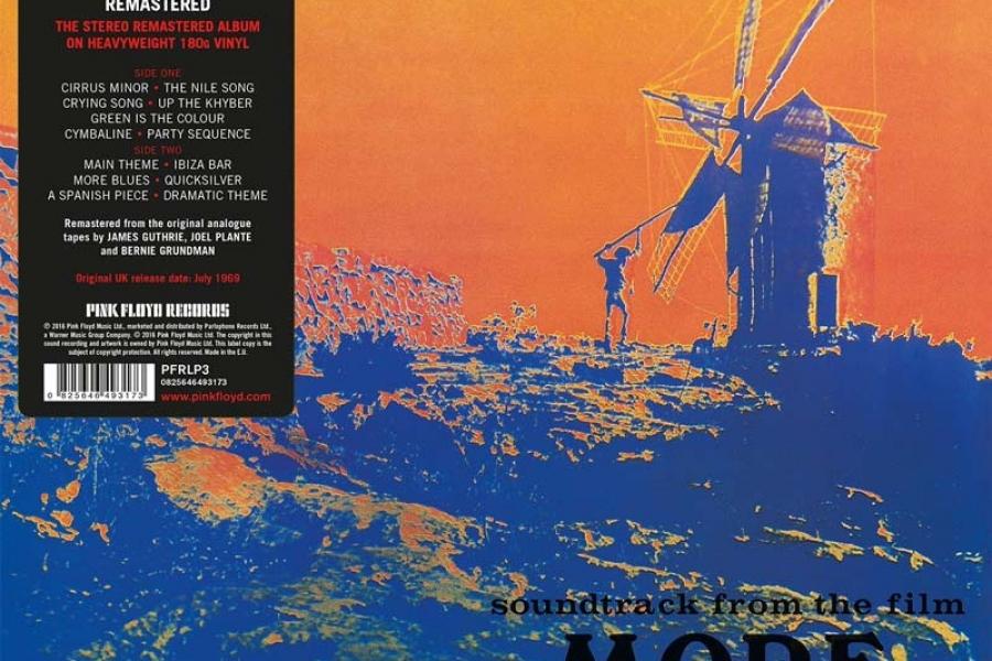 Pink Floyd More (2016)