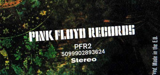 A Saucerful of Secrets CD Reissue 2016
