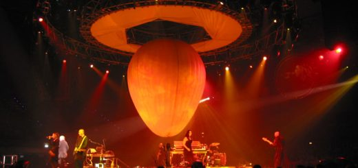 Peter Gabriel 14.5.2004 Wien Stadthalle