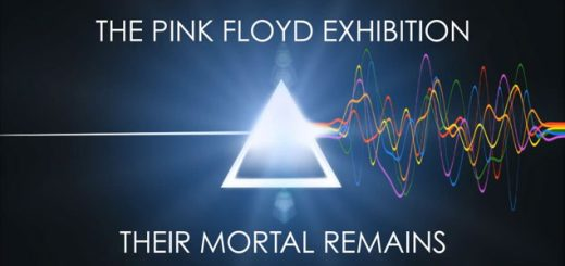 Pink Floyd Exhibition 2014 Mailand
