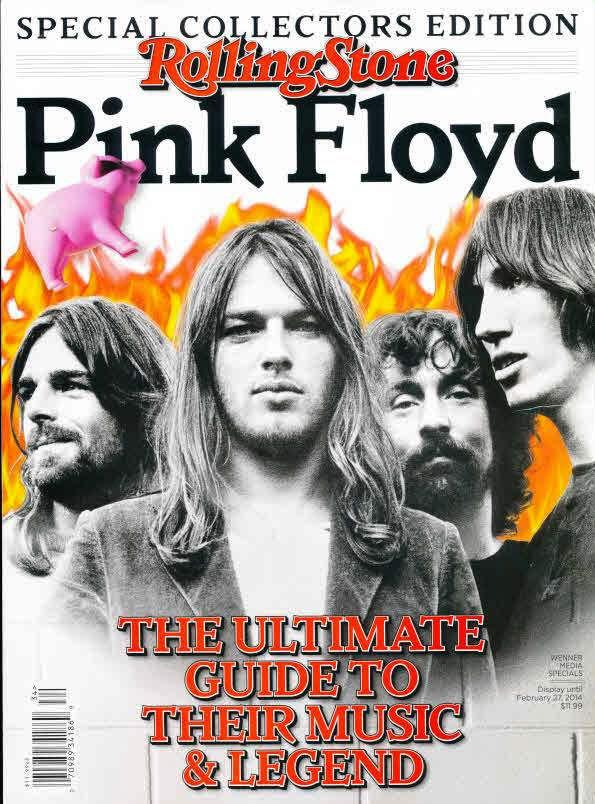 Magazine Pulse Amp Spirit Pink Floyd News