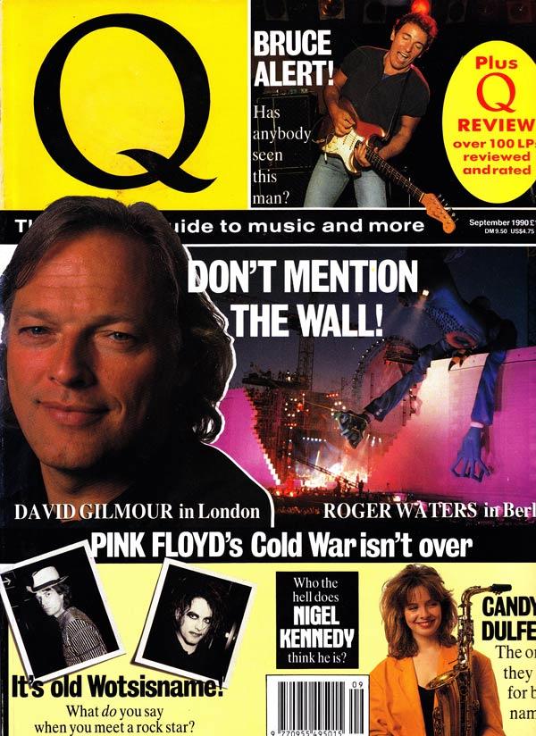 Magazine Pulse Amp Spirit Pink Floyd News