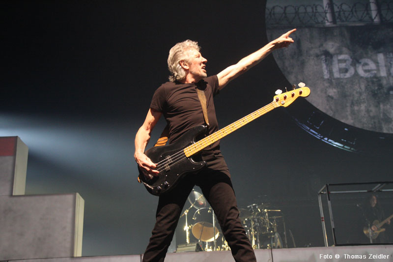 Roger Waters 22.6.2011 Budapest