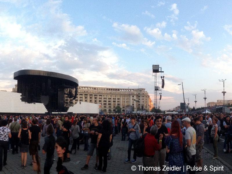 Roger Waters 28.8.2013 Bukarest
