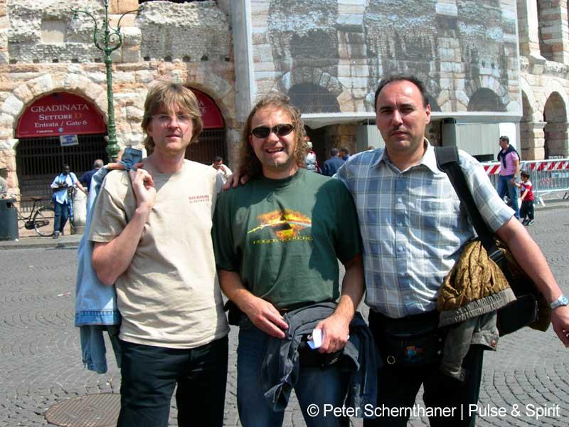 Roger Waters 5.6.2006 Verona