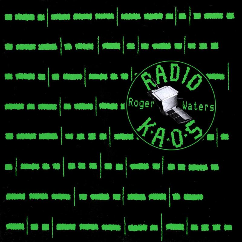 Roger Waters - Radio Kaos (1987)