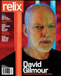 David Gilmour Relix (2015)