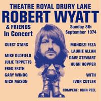 Robert Wyatt & Friends In Concert