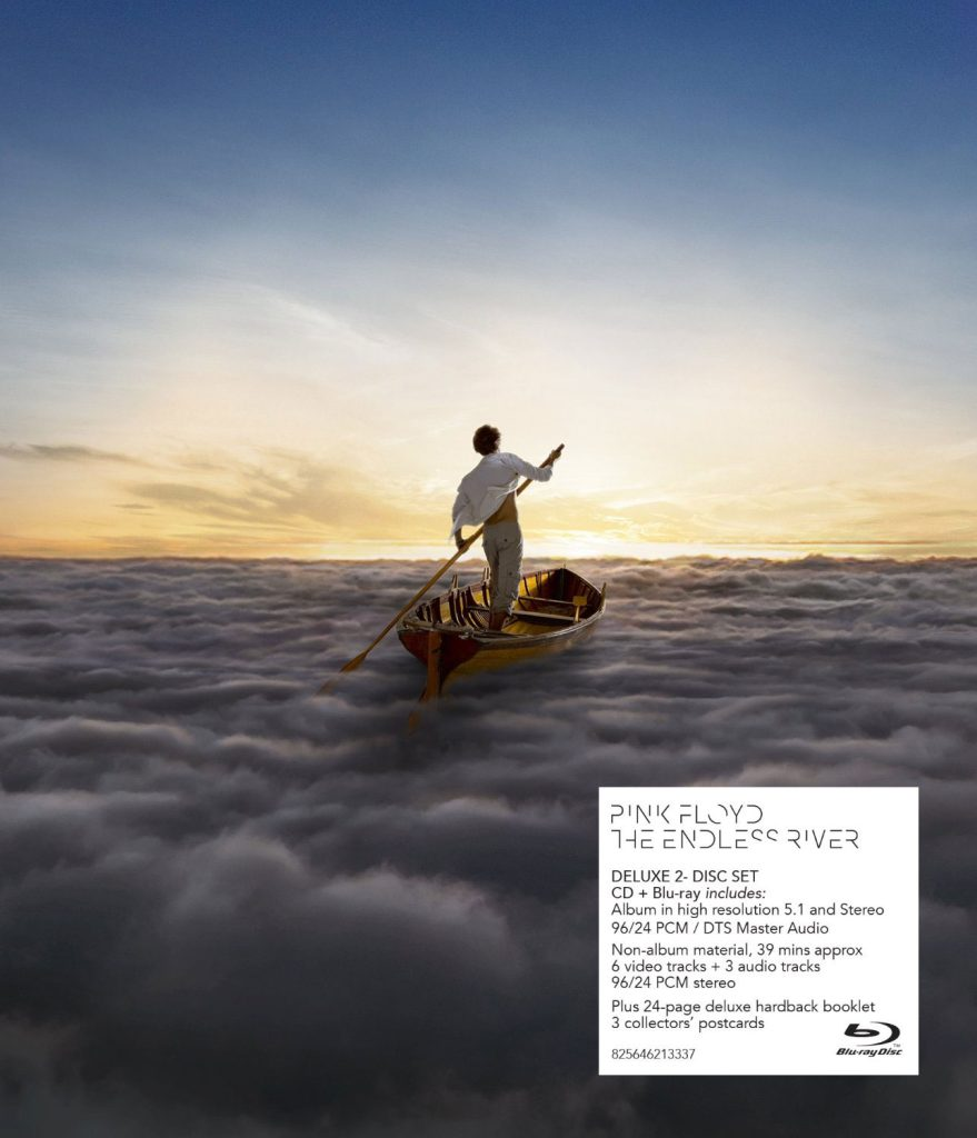 The Endless River (CD + Bluray)