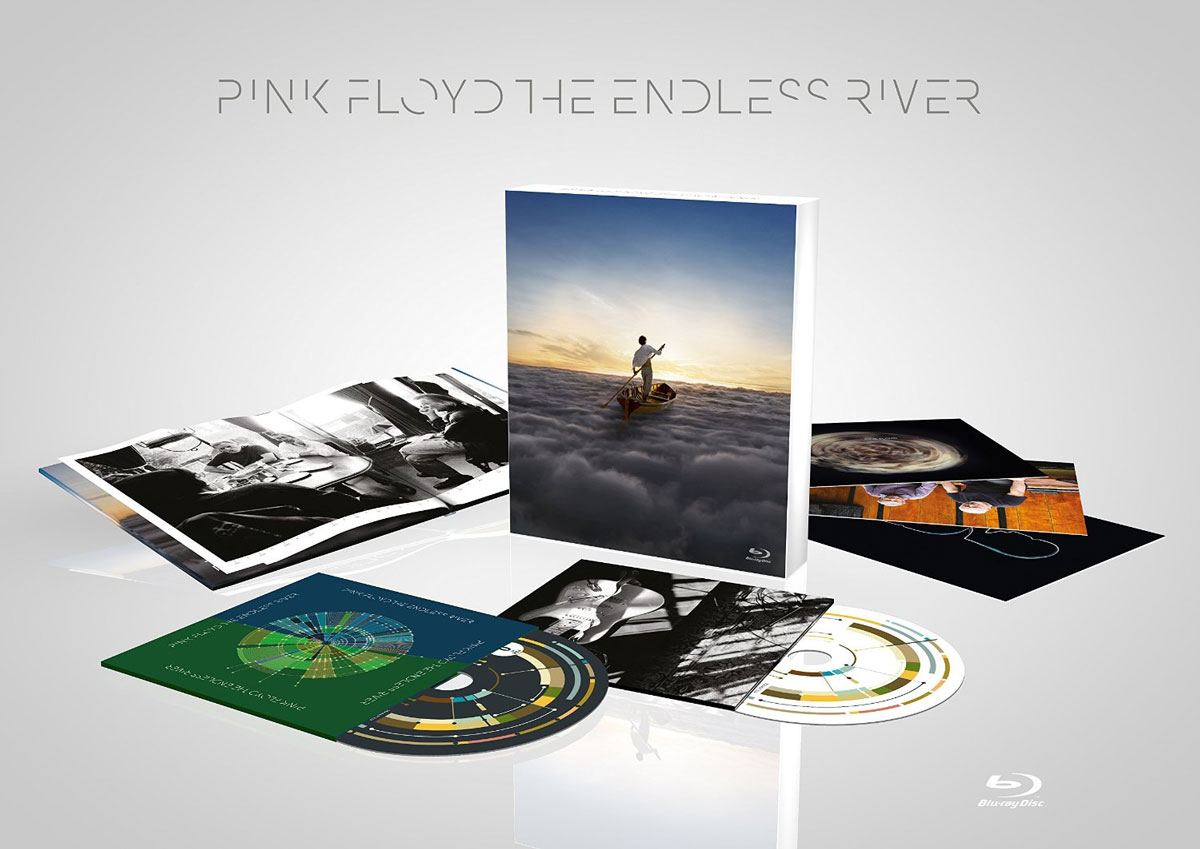 Pink Floyd The Endless River - CD+Blu-ray