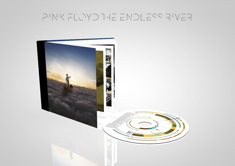 The Endless River - CD