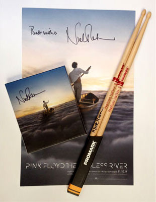 The Endless River – Nick Mason