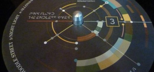 The Endless River - Vinyl Side 3
