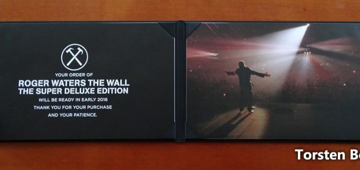 The Wall Super Deluxe Edition