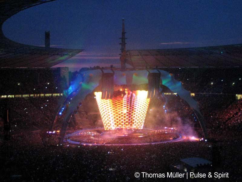 U2 18.7.2009 Berlin Olympiastadion