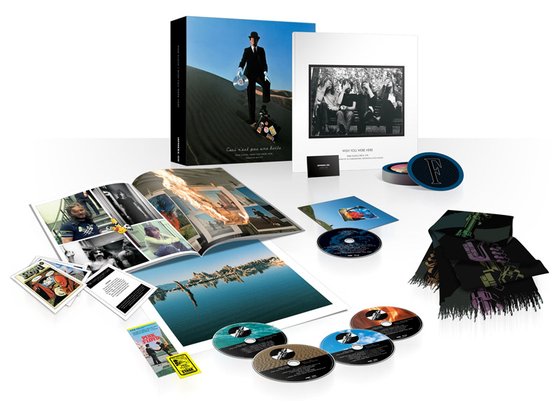 Pink Floyd Wish You Were Here Immersion Box | Pink Floyd