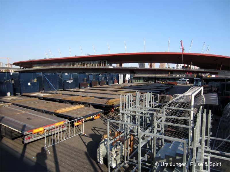 6.9.2013 Zürich Letzigrund Stadion, Foto: Urs Junger